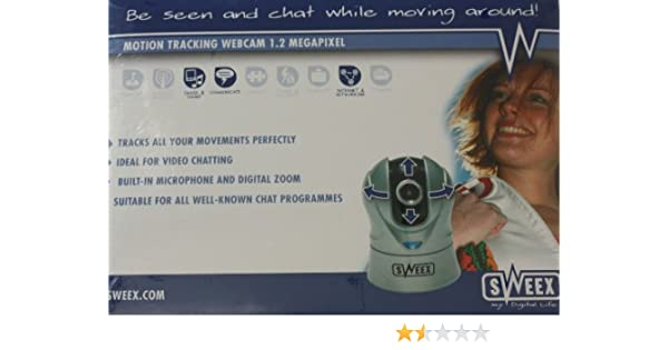 Sweex JA000040 USB 2.0 Webcam XP