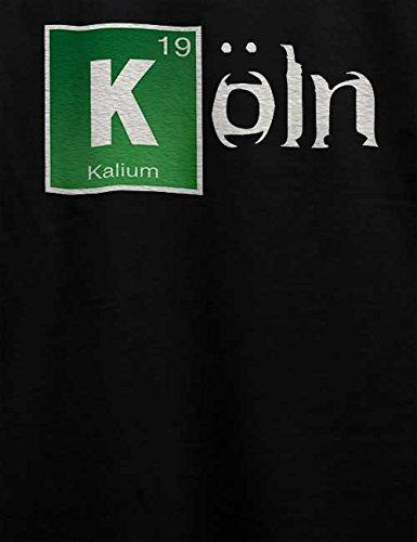 Koeln T-Shirt Schwarz