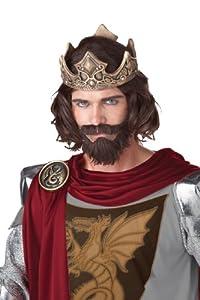 Medieval - Disfraz de caballero medieval para hombre, talla única (213170)