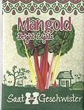 Die Stadtgärtner Mangold'Bright Lights'-Saatgut | Samen für den Garten, Balkon oder Terrasse | zum Selbstpflanzen