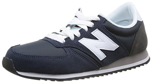 New Balance U420 Lifestyle, Zapatillas Unisex Adulto, Azul (Cnw Navy), 39.5