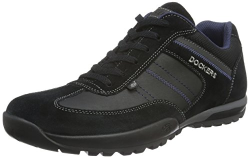 dockers-by-gerli-herren-36ht004-206100-low-top-schwarz-schwarz-100-41-eu