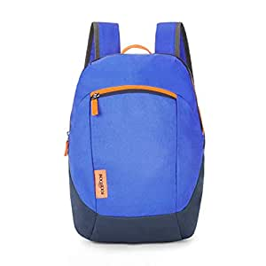 Footloose by Skybags UNISEX 10 Ltrs Blue Polyester backpack (Lynx)