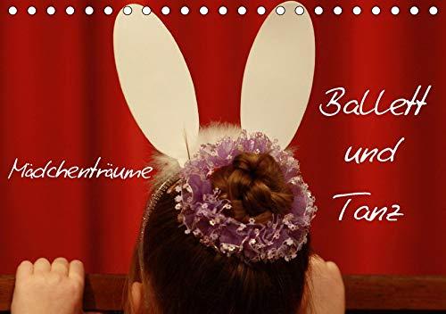 Kunst Der Kostüm Welt - Mädchenträume - Ballett und Tanz (Tischkalender 2020 DIN A5 quer): Motive aus der Welt des Balletts und des Tanzes begleiten durch das Jahr (Monatskalender, 14 Seiten ) (CALVENDO Kunst)