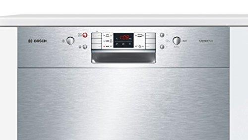 Bosch SMU53L15EU Serie 6 Silence Plus Unterbaugeschirrspüler - 8