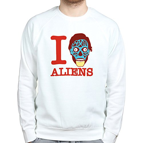 I Love Aliens New Sci Fi (Colonial Kostüme Aliens Marine)