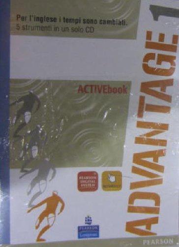 Advantage. Per le Scuole superiori. Con CD-ROM. Con espansione online: 1