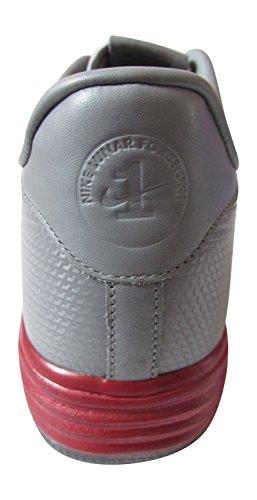 Nike Lunar Force 1Sicherung NRG XXX Herren Sportschuhe 573980Sneakers Schuhe cool grey team red 002