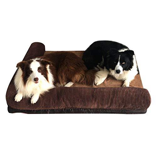 Lovecabin Cama Ortopédica Mascota Perro De Espuma