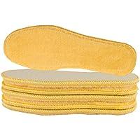 3 Paar-Einlegesohlen Damen Premium Dicke Wolle Flauschige Fleece Einsätze Cosy & Fluffy, A4 preisvergleich bei billige-tabletten.eu