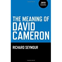 The Meaning of David Cameron by Richard Seymour (2010-06-03)