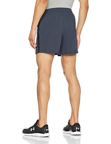Under Armour Herren Ua Launch Sw 5 Zoll Shorts Kurze Hose Stealth Gray