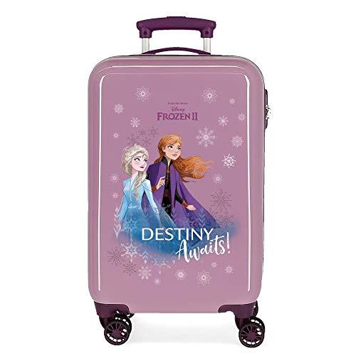Trolley rigido cabina 55m Frozen Destiny Awaits