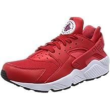 scarpe nike huarache rosse