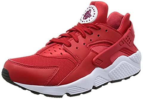 Nike Air Huarache, Baskets Basses Homme, Rouge (University Red/True Berry/Black/White),
