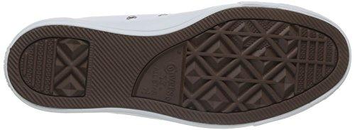 Converse - Chuck Taylor All Star Mono Hi - Sneakers Haute - Mixte Adulte Blanc (3 Blanc Mono)