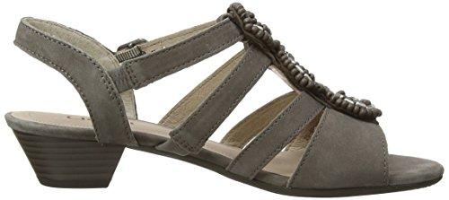 Gabor Shoes - Gabor, sandali  da donna Grigio (Grau (fumo))