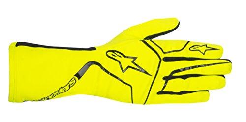 guanti go kart Alpinestars 3552017-551-L Tech 1-K Race Gloves