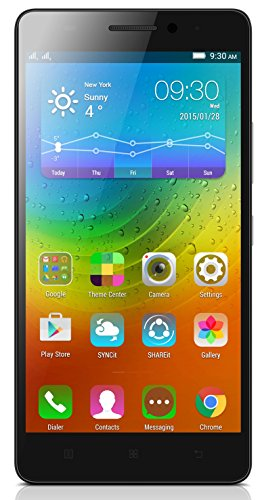 Lenovo K3 Note  Yellow  available at Amazon for Rs.5490