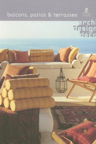 Balcons patios & terrasses