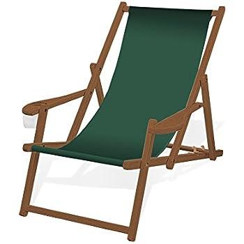 amazonde gartenliege aus holz liegestuhl relaxliege