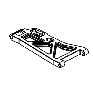 Jamara Jamara505043 - Brazo de suspensión Inferior (2 Piezas)