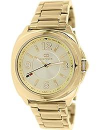 Tommy Hilfiger 1781340 Zoey Reloj analógico para mujer reloj de acero  inoxidable dorado ... 2763d45db3f3