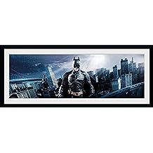GB Eye Ltd, Batman The Dark Knight Rises, Film, Fotografia Enmarcada, 76 x 30 cm