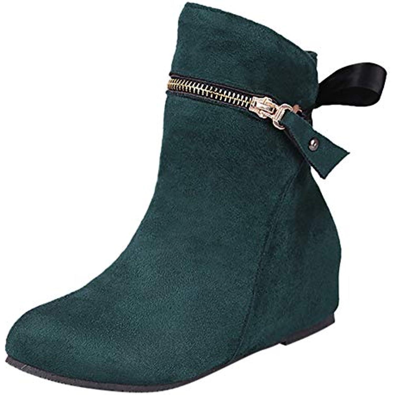 ❀❀LHWY Bottes talons hauts Bottes femme Femmes Femmes Femmes bottes Nouveaux modèles Carré rétro avec Bottines à talons Bottines... - B07HGB9RCJ - fe433f