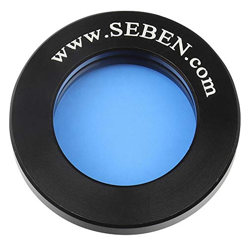 Seben filtro lunar MF1 telescopios vidrio puro 31,7
