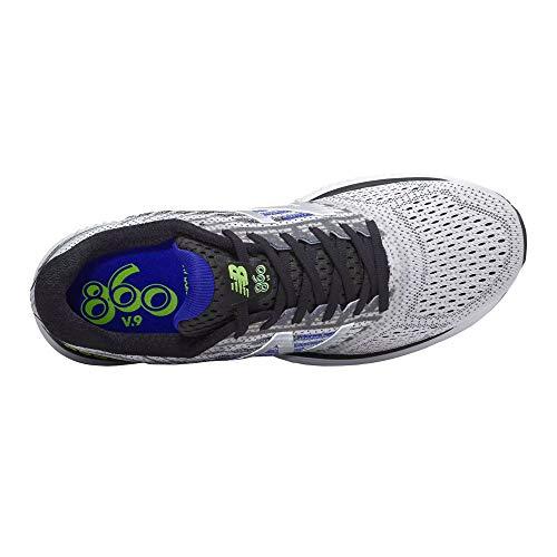 41Z6y%2Bo%2B3nL. SS500  - New Balance 860v9 Running Shoes (2E Width) - SS19 White