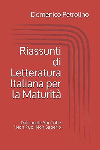 riassunti-di-letteratura-italiana-per-la-maturita-dal-canale-youtube-non-puoi-non-saperlo