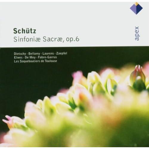 Schütz : Symphoniae Sacrae Op.6 : XIII Fili Mi, Absalon Swv269
