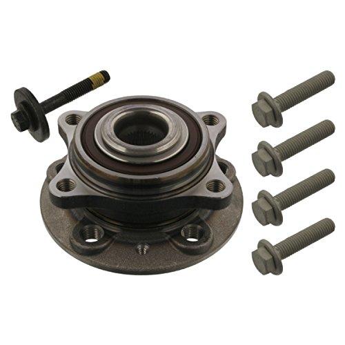 Preisvergleich Produktbild febi bilstein 22649 Radlagersatz mit Schraube (Vorderachse beidseitig) Radlager