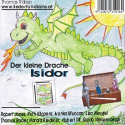 Liederfundkiste - Der kleine Drache Isidor (Jane Drache)