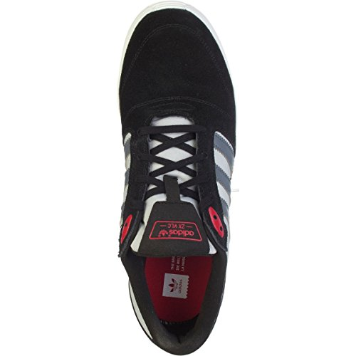 Adidas Skateboarding Zx Vulc Noir / onix / collégiale Red Sneaker 6 D (m) Black/Onix/Collegiate Red