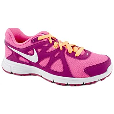 Ladies Nike Revolution 2 Pink Active Trainers Size 9