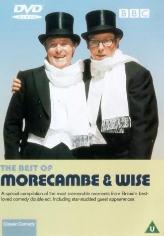 The Best of Morecambe & Wise [DVD]