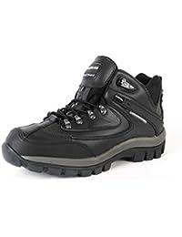 Warrior Workwear 0118Mmb35/10de sécurité étanche Trainer Style de coffre, taille 10, Noir