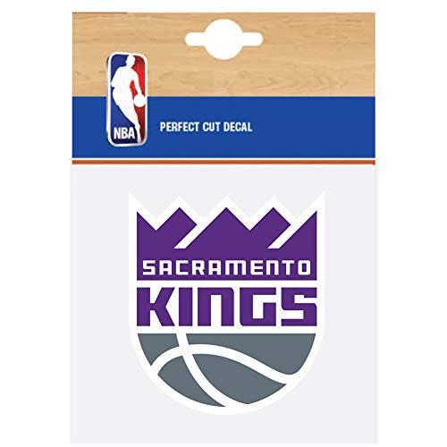 Fanatics 10x10cm Aufkleber - NBA Sacramento Kings