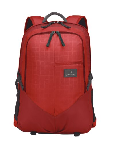 Victorinox Red and Black Laptop Backpack (32388003) 41Z72QPG3jL