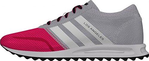 Adidas Zapatillas Los Angeles K Gris/Fucsia EU 28 HXUtfv9