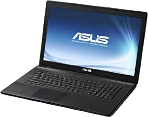 Asus F75A-TY133D 43,9 cm (17,3 Zoll) Notebook (Intel Pentium 2020M, 2,4GHz, 4GB RAM, 500GB HDD, Intel HD 4000, DOS) schwarz