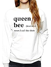 Queen bee sweatshirt as worn by Beyonce