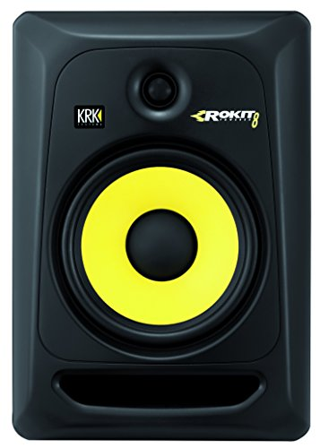 KRK Rokit 8 G3 - Review