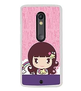 ifasho Designer Phone Back Case Cover Motorola Moto G3 :: Motorola Moto G (3rd Gen) :: Motorola Moto G3 Dual SIM ( Zodiac Sagittarius Sign Luck )
