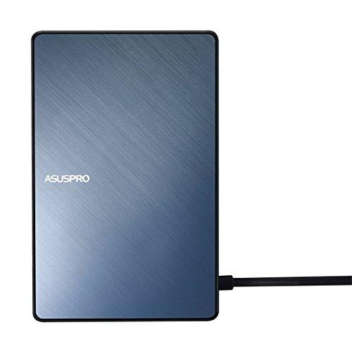 Asus 90NX0121-P00470 SimPro Dock Einfach verbinden und alles erweitern schwarz