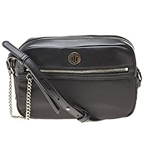 Tommy Hilfiger Core Nylon Damen Cross Body Bag Schwarz