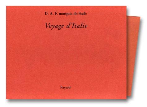 Voyage d'Italie, coffret 2 volumes par Marquis de Sade, Maurice Lever