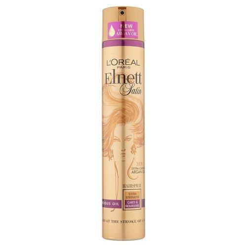L\'Oreal Elnett Haarspray extra stark - kostbare Öl 400ml